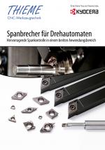 Spanbrecher-Drehautomatn
